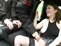 Horny Homemade Video With Blowjob, Outdoor Scenes