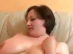 Monster Tits German BBW Mature Gets Fucked   Sprayed