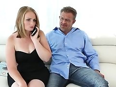 Teenage Stepdaughter Rails