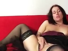 Incredible Homemade Movie With Solo, Brunette Scenes