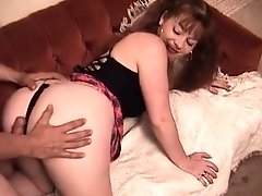 Amazing Amateur Movie With Couple, Brunette Scenes