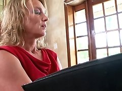 Best Pornstar In Exotic Mature, Blonde Sex Movie