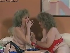 Faux-cock-sharing Old Big-chested Cocksluts