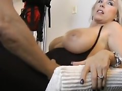 Incredible Amateur Clip With Milf, Big Tits Scenes
