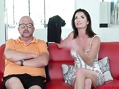 Silvia Saige In Stepmom Found My Jizz Rag
