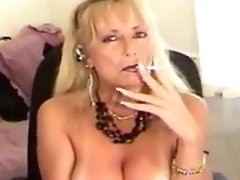 Best Amateur Video With Smoking, Big Tits Scenes