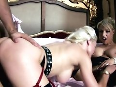 Horny Pornstars Brooke Jameson And Cindy Behr In Best Threesomes, Lingerie Adult Video