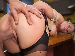 The Anal Training Of A Domestic Milf, Final Day - Thetrainingofo