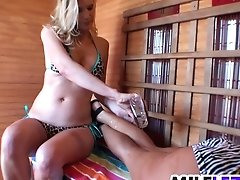 Lesbian Milfs Toni And Brianna Ray Like It Hot
