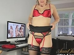 Best Pornstar Emerald Rose In Hottest Dildos/toys, Small Tits Adult Clip