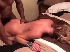 Blonde Wife Gets Fucked