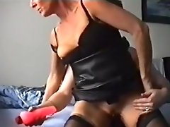 Amazing Homemade Video With Stockings, Anal Scenes