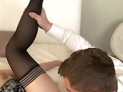 Crazy Pornstars Steve, Caroline In Fabulous Big Tits, Stockings Adult Video