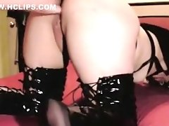 Kinky Outfit - Rough Wet Fingering