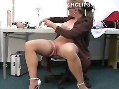 Amazing Amateur Record With Stockings, Lingerie Scenes