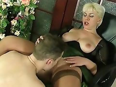 Amazing Big Tits, Mature XXX Scene