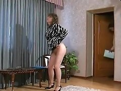 Incredible Amateur Video With Young/old, Mature Scenes