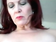Naughty Sexy Mature Seducing...