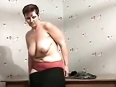 Exotic Homemade Clip With Mature, Solo Scenes