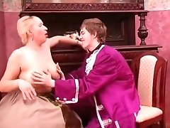 Crazy Mature, Cosplay Sex Scene