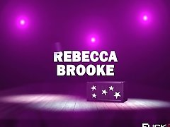 Rebecca Brooke In One Smart Dummy