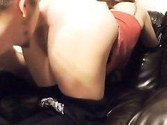 Hard Amateur Fucking Ends With A Fountain Of Cum - New Year Fuck Fest