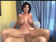 Junior Guy Fucks  Busty Cougar Mom