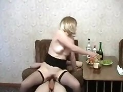 Fabulous Amateur Movie With Milf, Threesome Scenes