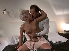 Amazing Pornstars George, Kinga W. In Horny Romantic, Small Tits XXX Movie