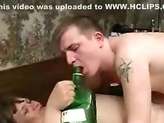 Fabulous Homemade Video With Young/old, Mature Scenes