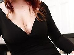 April Dawn In My Busty Secretary