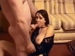 Real Cheating Wifey Makes Homemade Sextape