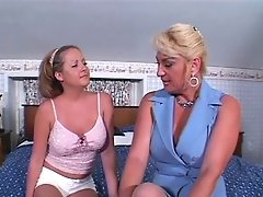 Big Tit Mummy Likes Cock-squeezing Labia