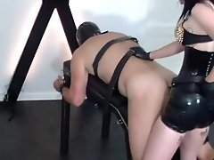 German Mistress And Her Slaves