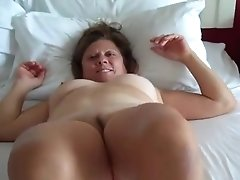 Mature Couple 69 On Bed