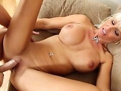 Pierced And Tattooed Mom Kasey Storm Fucking
