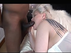 I Love Big Black And No Condom Man-meat