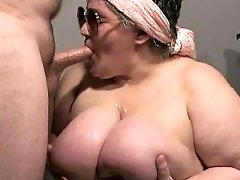 French Mature Bbw Moist Dt