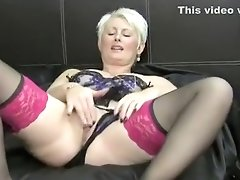 Horny Homemade Movie With Milf, Solo Scenes