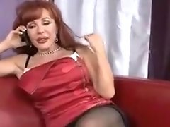 Mature Redhead On Dick