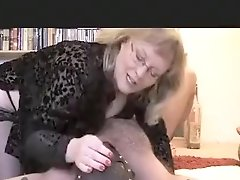 Mature Likes Her Slave