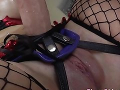 Bigtit Mistress Pegs And Gives Amazing Rimjob
