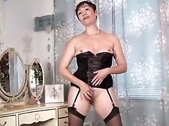 Incredible Homemade Movie With Solo, Stockings Scenes