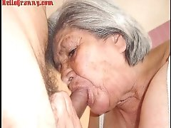 Hot Old Grannies With Amazing Naked Figure
