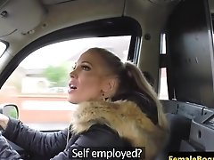 Real Cabbie MILF Sixtynines With English Babe