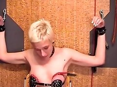Best Homemade Blonde, Bdsm Sex Scene