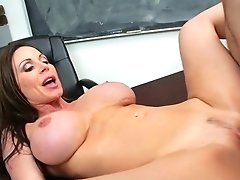 Logan Pierce Pulls Out His Boner To Fuck Glamorous Kendra May Lust's Mouth