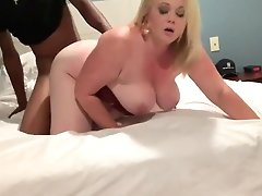 Blonde Cum Dump Gets Doggy Balls Deep By Bbc.