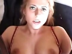 Incredible Amateur Video With Blonde, Anal Scenes