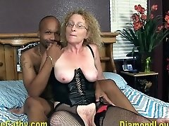 Internal Ejaculation Cathy On Diamondlouxxx.com